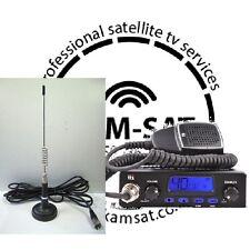 CB Starter Kit TTI TCB-550 Multi Standard CB Radio Plus Magnetic Mount Antenna