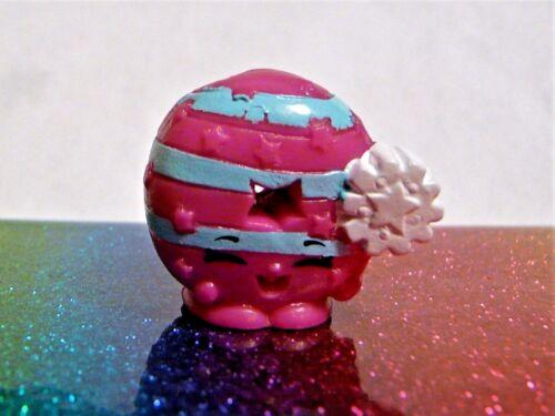 Shopkins Season 8 World Vacation Americas #155 JOANIE DONUT Pink Mint OOP