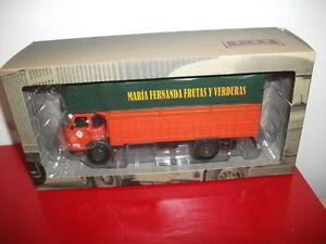 PEGASO-COMET-1090-L-Maria-Fernanda-Frutas-camions-d-039-autrefois-1-43-ixo-altaya