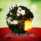 A World Destroyer [Digipak] by Degradead (CD, Jun-2011, Metalville)