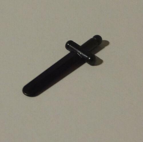 Lego 3847a Schwert Schwarz Aus Set 6041 Amor Shop GEBRAUCHT RITTER G4 //3.