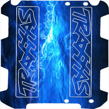 Traxxas Slash 4X4 Ultimate LCG  Chassis Protector Rally Car 7422 - Sea Mist