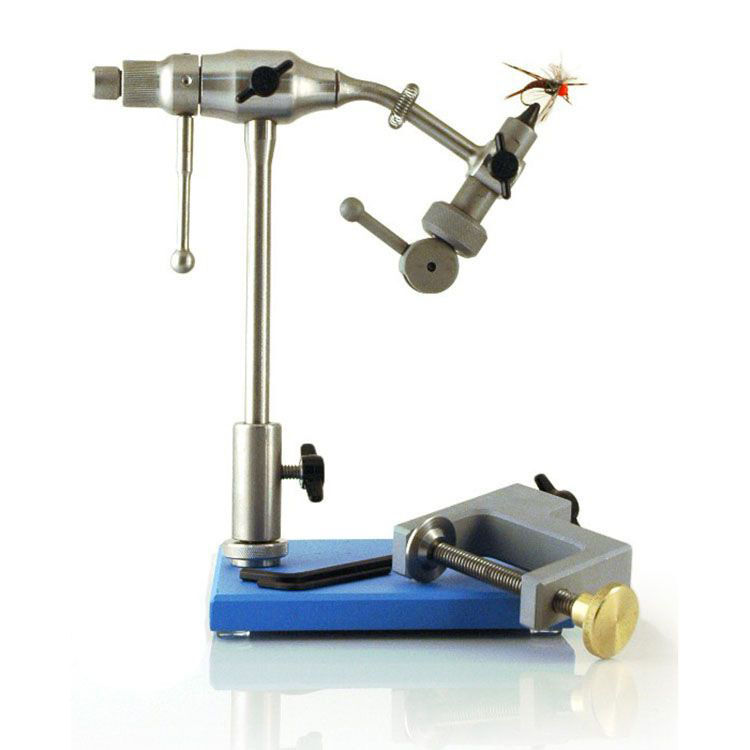 FULL redARY STAINLESS STEEL ATLES WOLFF  FLY TYING VICE  sale online discount low price