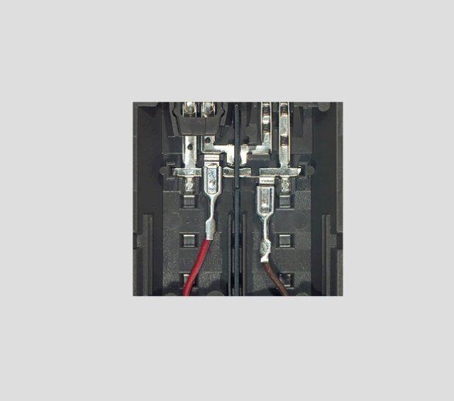 1m ** Märklin 74040 h0 C-binario porta Set NUOVO ** 2 pin