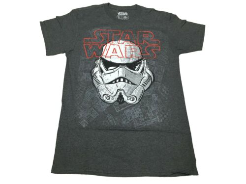 Star Wars Blighted Stormtrooper Authentic Licensed Men/'s T Shirt