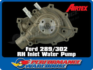 AIRTEX-FORD-WINDSOR-289-302-RH-INTLET-WATER-PUMP-CP1028