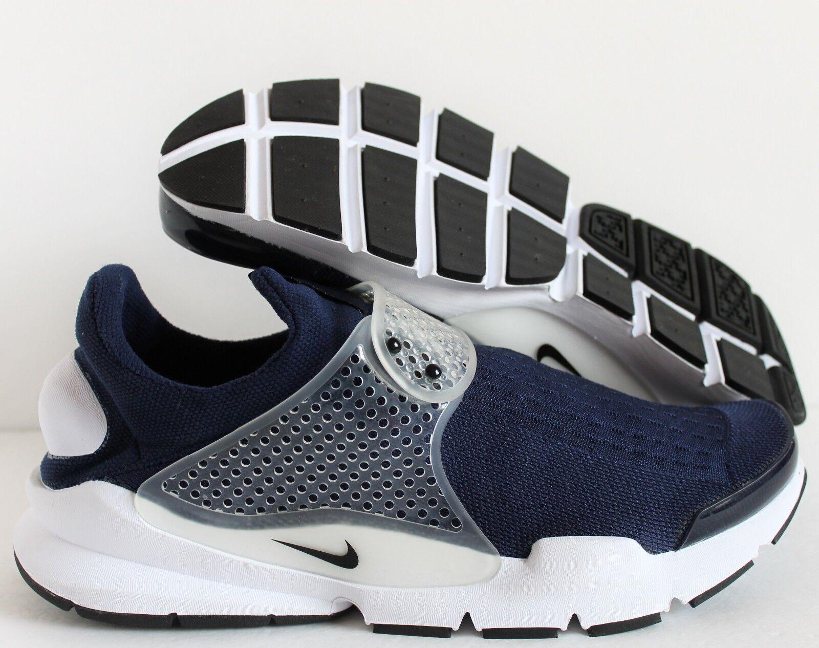 Nike Hombres calcetín 13 Dart Marina Azul-Negro-Blanco SZ 13 calcetín [819686-400] c145fc