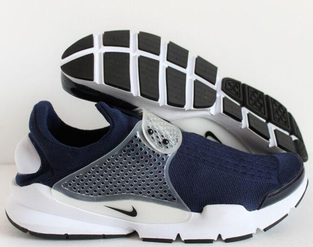 official photos 0dd34 2c914 Nike Sock Dart KJCRD Sneaker Sz 9 Midnight Navy Black Shoe 819686 400