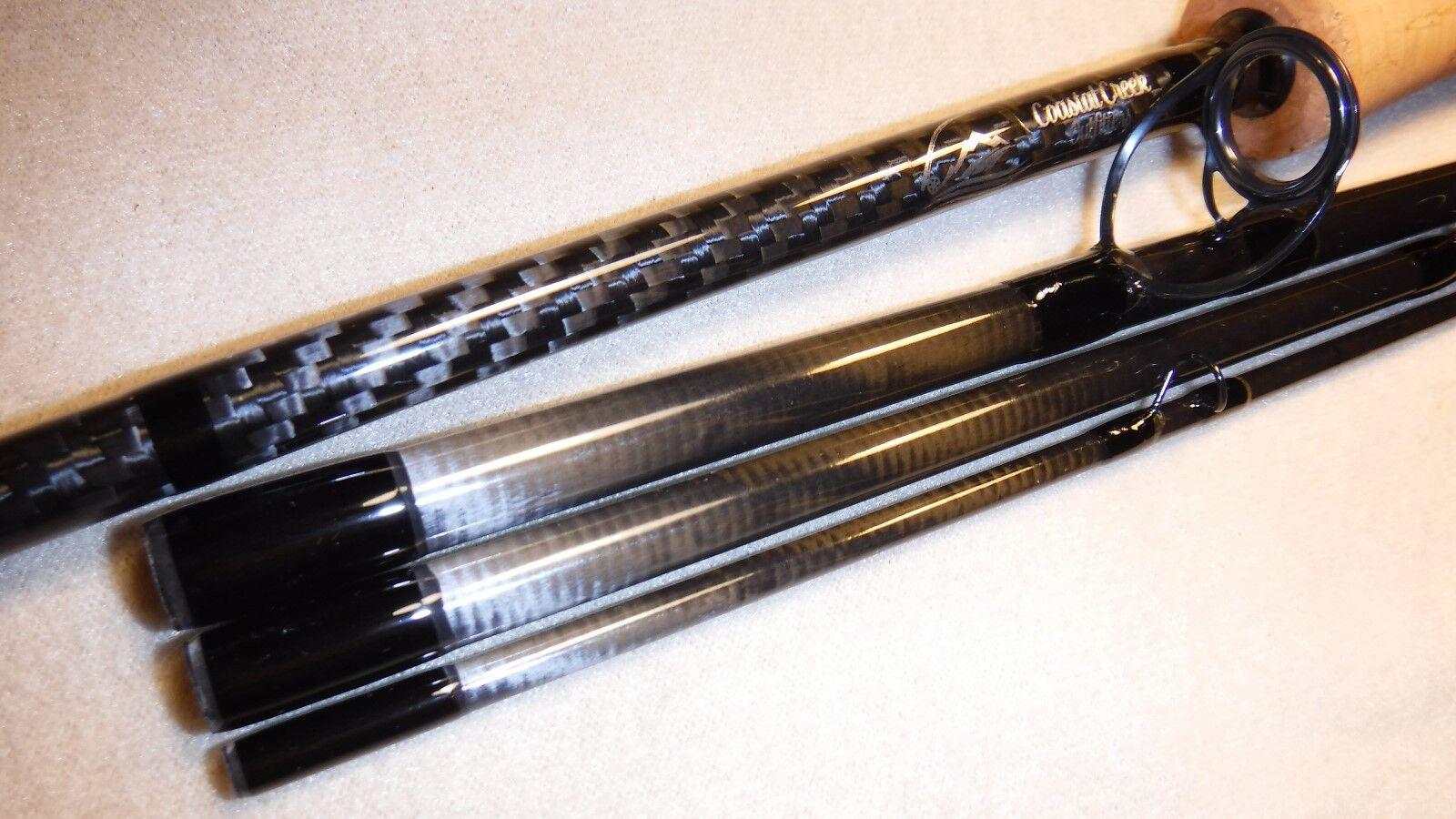 Matriz 8wt 9' Fly Rod costumbre construido para ti por Coastal Creek Outfitters
