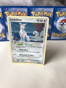 Pokemon-Karte-Snobilikat-44-112-Holo-Super-Selten-Top-Zustand-Rare-Card