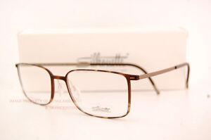 0a02d8bbfee Image is loading Silhouette-Eyeglass-Frames-Urban-Lite-2884-6055-Havana-