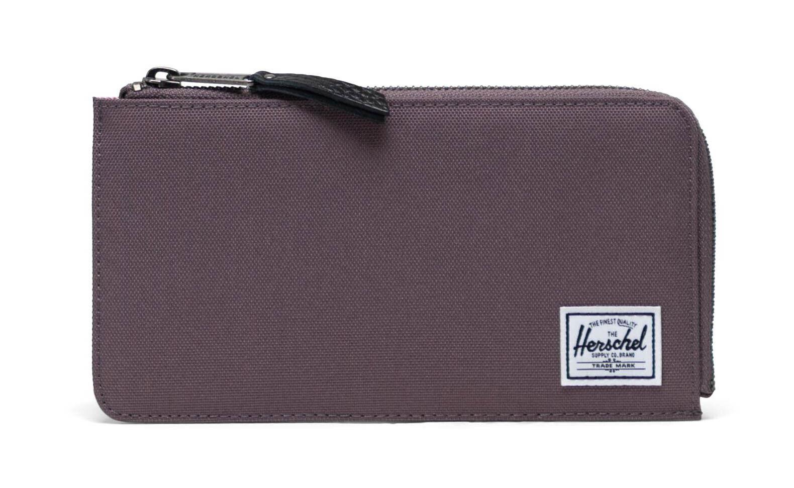 Herschel Jack Large RFID Wallet Geldbörse Violett
