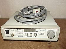 Light Control Instruments (NEWPORT) Laser Diode Driver Amplifier Model 502