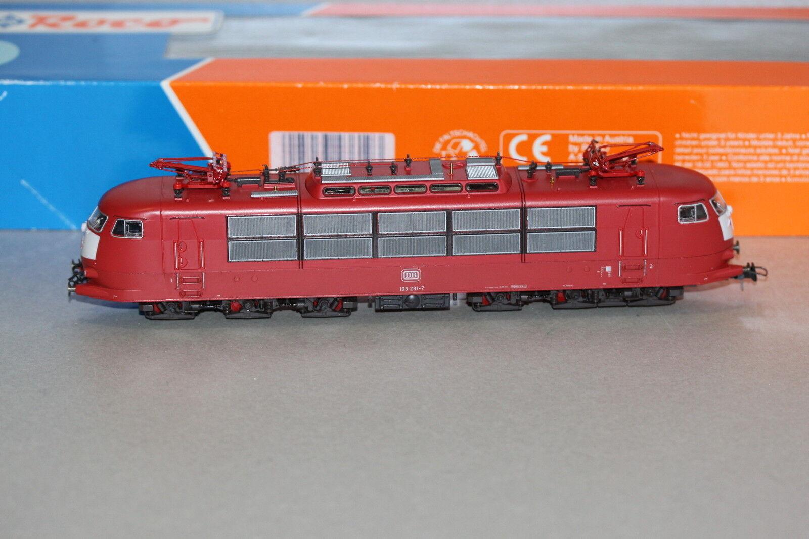Roco 43619 Elok Baureihe 103 231-7 DB Spur H0 OVP