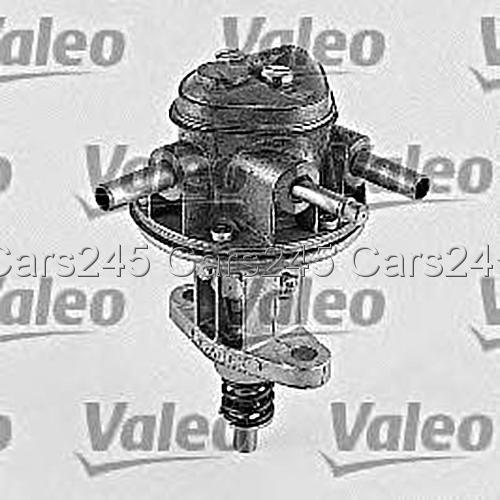 Alpine A310 VALEO Mechanical Fuel Pump Gas 2.7L 1976-1984