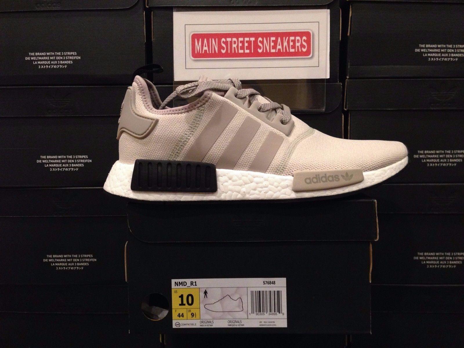 A basso prezzo!! adidas nmd r1 runner runner runner tan / crema dimensioni gli 8 e i 13 s76848 con ricevuta. c96ebe