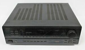 DENON-DRA-395-Multi-Source-Multi-Zone-AM-FM-160W-Stereo-Receiver-Read-Desc