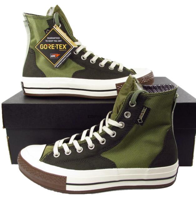 Converse x SLAM JAM Cali Thornhill Dewitt 70 Hiker Boot Gore Tex GREEN 160317C