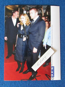 Original-Press-Photo-8-034-x6-034-Madonna-amp-Guy-Ritchie-2005-D