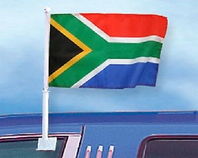 Ehrlich Südafrika Autofahne Autoflagge Flagge Fahnetop Up-To-Date-Styling