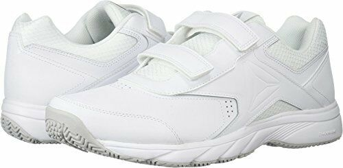 Reebok Work N Cushion 3.0 KC BS9530 White Leather Shoes Medium (d M) Men  Whites 12  867cedf3a