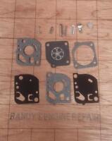 Zama C1q-p18 C1q-p22c C1q-p24 Carburetor Rebuild Carb Kit Ryobi Mtd Rb 52
