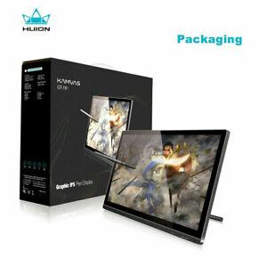 Huion-KAMVAS-GT-191-HD-Graphics-Drawing-Tablet-Monitor-8192-Pen-Pressure-19-5
