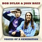 Voices of a Generation by Joan Baez/Bob Dylan (CD, Jan-2013, 2 Discs, Not Now Music)