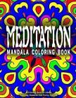 Meditation Mandala Coloring Book - Vol.9: Women Coloring Books for Adults by Jangle Charm, Relaxation Coloring Books for Adults, Women Coloring Books for Adults (Paperback / softback, 2015)