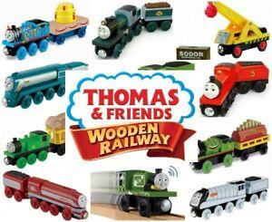 Fisher Price Thomas Train & Friends Wooden Railway | eBay