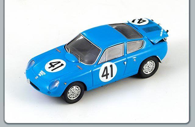 SPARK S1305 - ABARTH 1300 SIMCA LE MANS 1962 1962 1962 N°41  - 1 43 10b22b