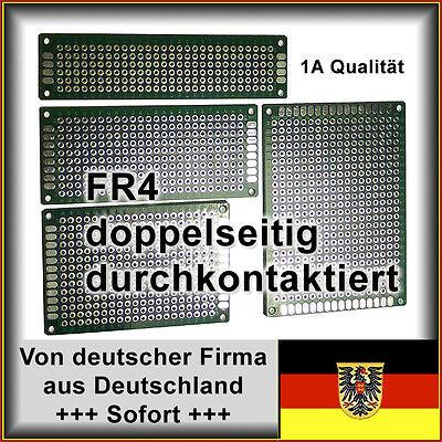 5 Stk Lochraster Platine Leiterplatte PCB Experimentierplatine 5x7cm FR4