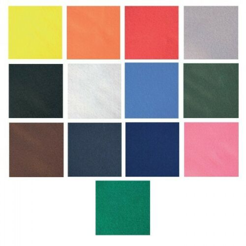 Wool Viscose Mix Felt Fabric 90cm Wide Craft