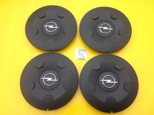 ORIGINALE Opel Radblenden Set di copri VIVARO für16 Pollici Acciaio Cerchioni #4406205