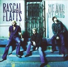 Me and My Gang [Bonus Track] by Rascal Flatts (CD, 2006) Disc Only, Free Ship