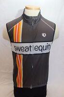 Pearl Izumi Men's Elite Series Cycling Bike Vest Small Gray