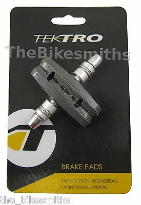 Tektro V-Type Brake Pads Shoes 65mm Front//Rear MTB Hybrid Bike Pair fit Shimano