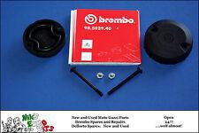 BREMBO   BRAKE FLUID  REMOTE RESERVOIR CAP & DIAPHRAGM - 45ml