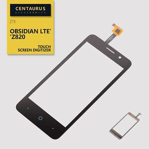 Digitizer For ZTE Obsidian LTE Z820 Black Touch Screen Glass Part