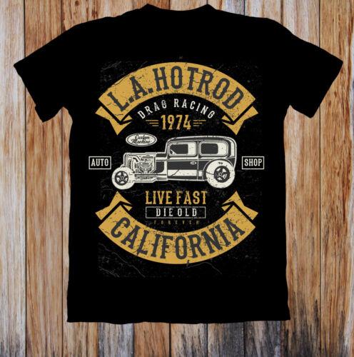 La Hotrod California Unisex T Shirt