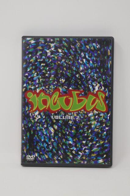 Incubus - When Incubus Attacks, Vol. 2 (DVD, 2001) | eBay