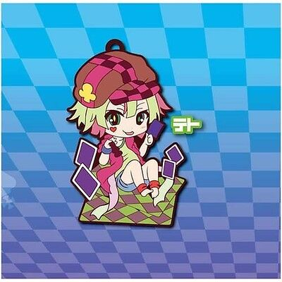 No Game No Life Tet Rubber Phone Strap Licensed NEW