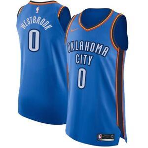 a153f0b950c82 A imagem está carregando  Nike-Okc-Thunder-Westbrook-Stitch-Para-Casa-autentico-