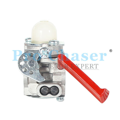 Carburetor with Gaskets for Roybi Homelite String Trimmer UT32601A