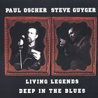 Living Legends by Paul Oscher (CD, Aug-2005, Blues Leaf Records)