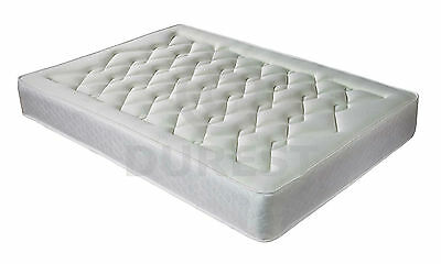 "LUXURY 1500 POCKET SPRING MEMORY FOAM MATTRESS 10"" 3FT SINGLE 4FT6 DOUBLE 5FT"