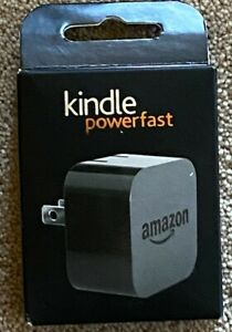 kindle powerfast power adapter for amazon kindle fire and e ink devices