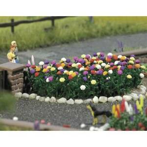 Busch-h0-fiori-di-decorazione-dalie