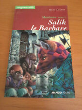 Brian Jacques - Mattiméo, N° 1 : Salik le barbare