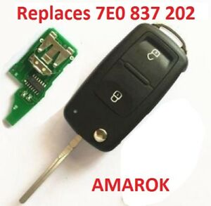 FULL-FUNCTION-VW-Volkswagen-AMAROK-2011-2015-Fully-Functional-Remote-Key-Fob